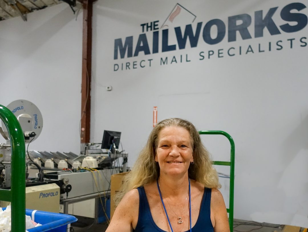 Tina Palmieri - The Mailworks Employee Spotlight