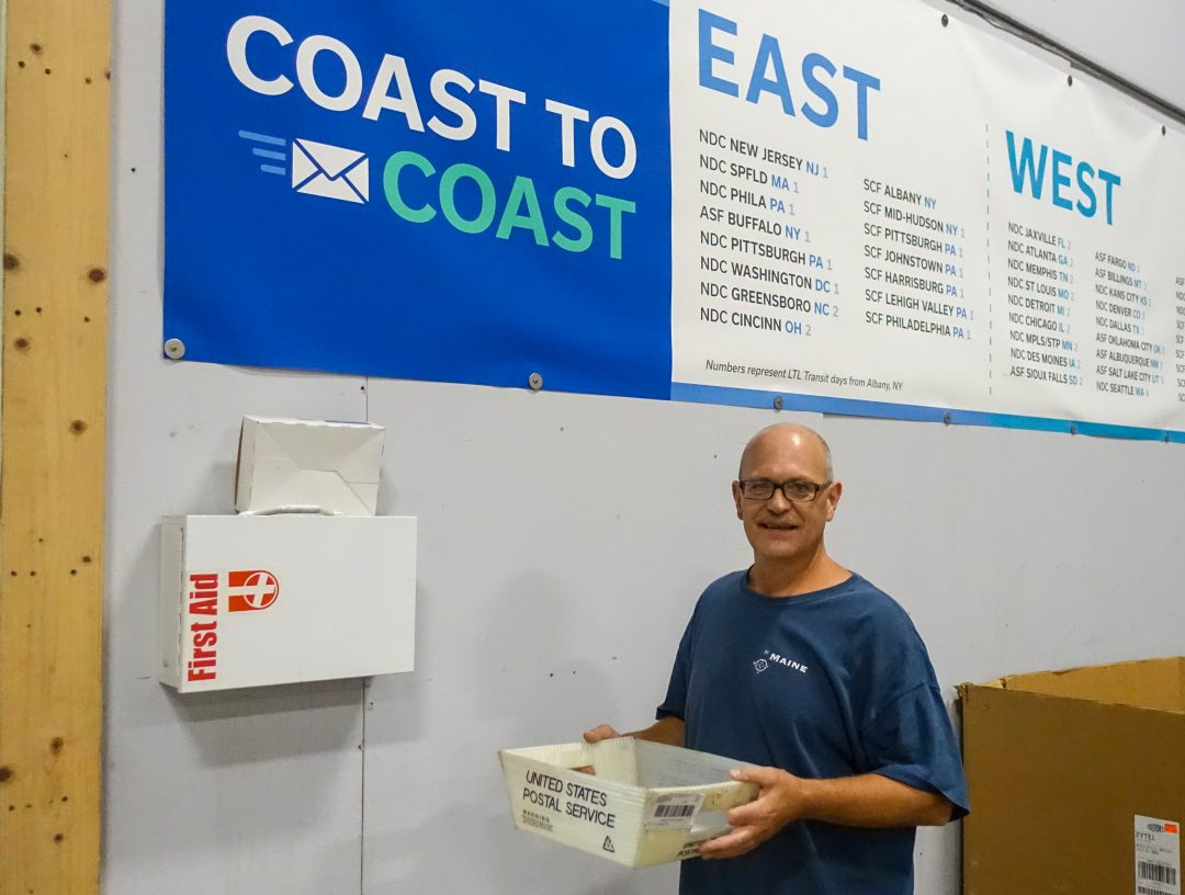 Joe Fitzpatrick - The Mailworks Employee Spotlight